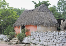 Traditional mexican house Stock Images