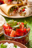 Traditional Mexican Salsa Stock Images