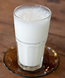 Traditional mild salted lassi Stock Photography