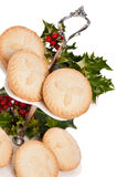 Traditional Mince Pies Stock Image