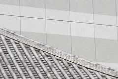 Traditional and Modern Architecture in Tokyo Stock Photo