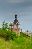 Traditional Moldavian Monastery Stock Photos