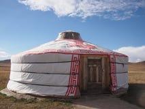 Traditional Mongolian Ger Stock Photos