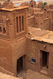 Traditional Moroccan Kasbah Royalty Free Stock Photo