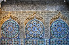 Traditional Moroccan ornament Royalty Free Stock Images