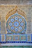 Traditional Moroccan ornament Stock Images