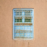 Traditional moroccan window Stock Photography