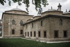 Free Traditional Mosque In Amasya, Stock Photo - 35600220