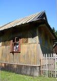 Traditional mountain-style farmhouse Royalty Free Stock Photography