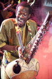 Traditional African Musicians. Royalty Free Stock Photo