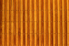 Traditional natural straw wicker texture, dirty weathered yellow background Royalty Free Stock Photo