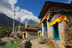 Free Traditional Nepal Village Stock Photography - 22481262