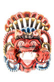 Traditional nepalese mask Stock Photography