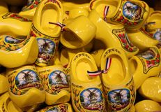 Traditional Netherlandish Souvenirs Royalty Free Stock Images