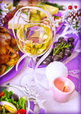 Traditional New Year beverage Royalty Free Stock Photography