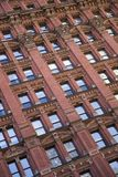 Traditional New York buildings Stock Photo