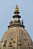 Traditional Newari architecture in Patan, Kathmandu Royalty Free Stock Image
