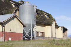 Traditional North American Farm Building Royalty Free Stock Images