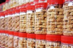 Traditional Nyonya Cookies Stock Images