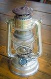 Traditional oil lantern Stock Photos
