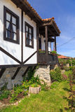 Traditional old Bulgarian house Royalty Free Stock Photo