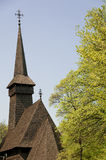 Traditional Old Church Stock Photography