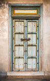 Traditional old door Royalty Free Stock Images