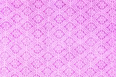 Traditional old fashioned diamond shape pattern. A closeup of an old fashioned diamond shaped repeating patterned background stock image