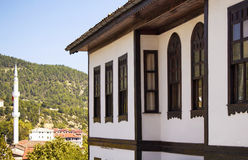 Traditional, old and historical Anatolian house Royalty Free Stock Photos