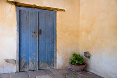 Traditional old  house courtyard Royalty Free Stock Photos