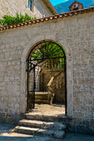 Traditional old mediterranean house Royalty Free Stock Photo