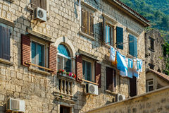 Traditional old mediterranean house Stock Image