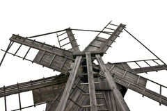 Traditional Old Windmill Royalty Free Stock Photography