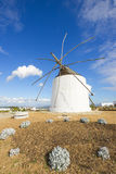 Traditional Old Windmill Royalty Free Stock Image