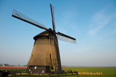 Traditional old windmills Stock Photos