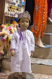 Traditional Omani Dress Stock Images