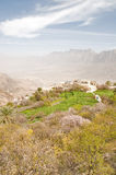 Traditional Omani Farm Stock Image
