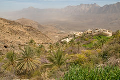 Traditional Omani Farm Stock Images