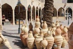 Traditional Omani shop Stock Photos