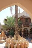 Traditional Omani shop Royalty Free Stock Photos