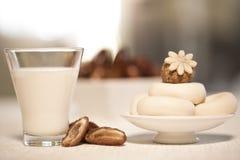 Oriental food for the Ramadan period. Traditional oriental food for the Ramadan period Royalty Free Stock Photo