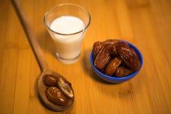 Oriental food for the Ramadan period. Traditional oriental food for the Ramadan period Stock Photography
