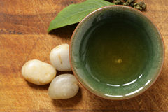 Traditional oriental tea Stock Images