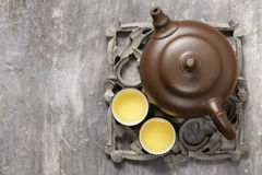Traditional oriental tea Stock Image