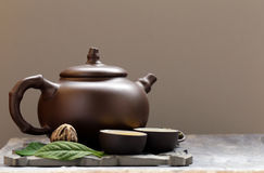 Traditional oriental tea Royalty Free Stock Photo