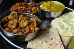Traditional Oriya food Royalty Free Stock Photography