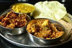 Traditional Oriya food Stock Image