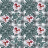 Traditional ornamental seamless background. Paisley design Stock Photography