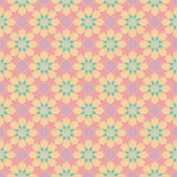 Traditional Ornamental Seamless Islamic Pattern Stock Photo