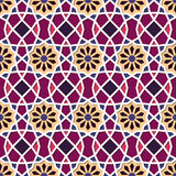 Traditional Ornamental Seamless Islamic Pattern Royalty Free Stock Photo